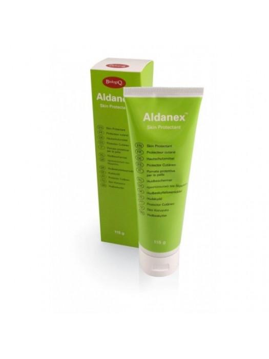 Aldanex cremă protectoare pe bază de silicon