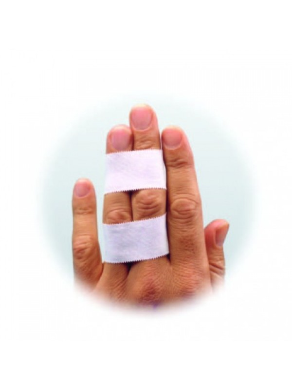 Strappal - Banda adeziva rigida hipoalergenica cu oxid de zinc