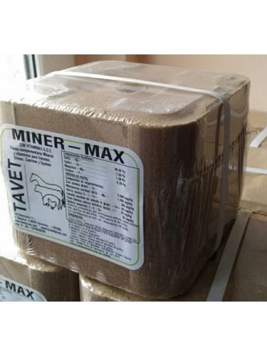 Minermax - bloc minerale, oligoelemente si vitamine
