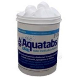 Aquatabs 8.68g dezinfectant pentru apa - 60 tablete