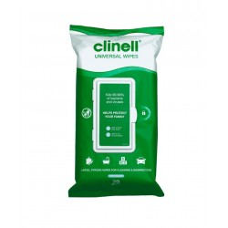 Clinell Universal Biocid 70 - lavete dezinfectante