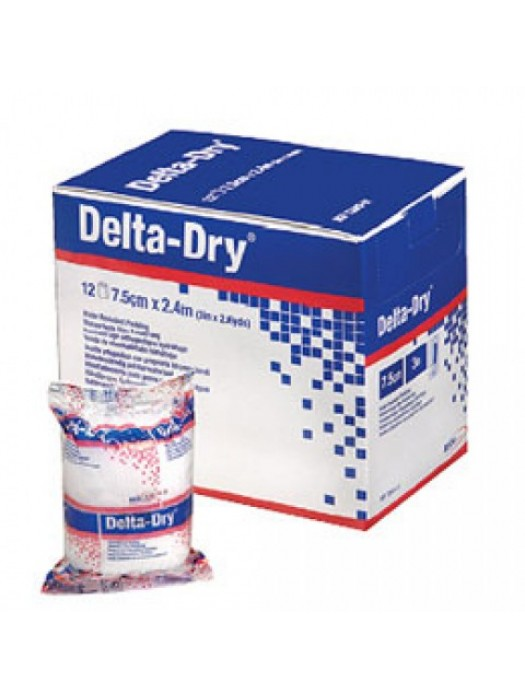 Delta-Dry - Vata ortopedica rezistenta la apa