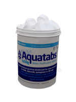 Aquatabs 8.68g dezinfectant pentru apa - 60 tablete