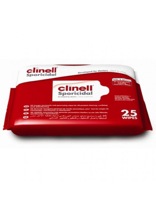 Clinell Sporicidal lavete