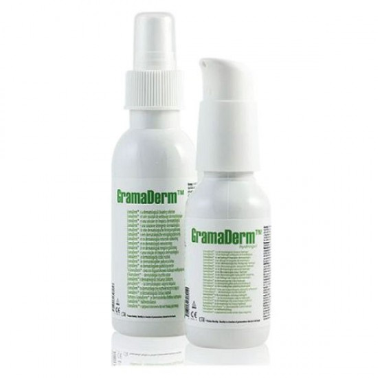Hidrogel si solutie anti-acneica GramaDerm pachet combo