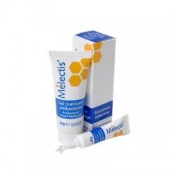 Melectis gel cicatrizant antibacterian 100% natural