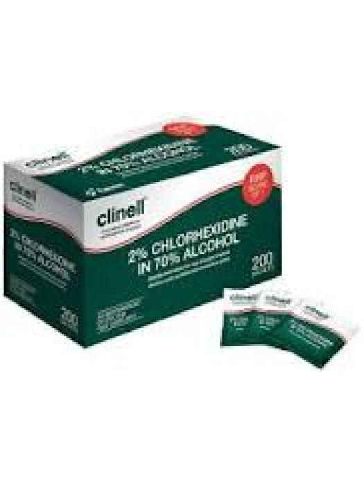 Clinell Alcool 70% -2%Chlorhexidină